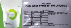 pure whey proteini in